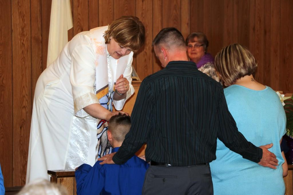 Family baptism1